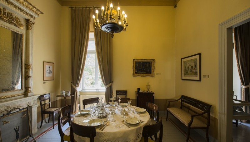 Dine Like Athenian Aristocracy: themed dining experience at the Museum of the City of Athens