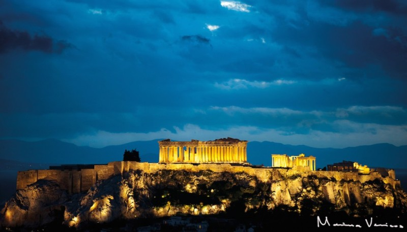 Acropolis & the Parthenon