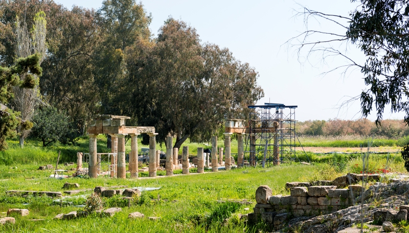 Sanctuary of Artemis at Brauron